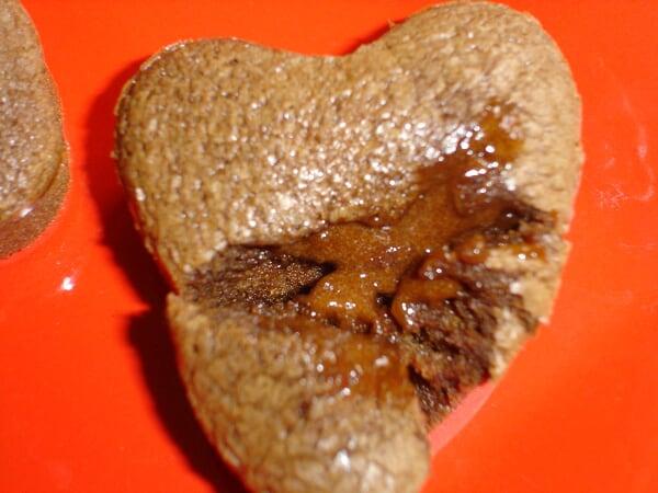 BISCUITS COULANTS AU CHOCOLAT DE CYRIL LIGNAC